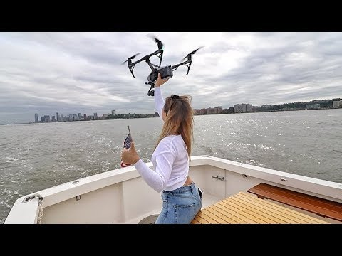 FLYING A DRONE LEGALLY IN NEW YORK CITY