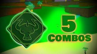 5 Drachen Combos | Roblox Elementare Schlachtfelder