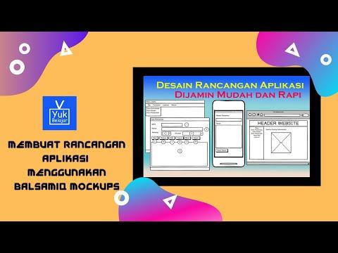 Bangun Website mulai Sketsa - Desain - Sampai Jadi! NO CODING!.