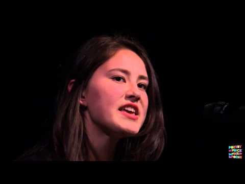"""Maddy Wieke: """"Mean Drunk Poem"""" by Sharon Thesen"""