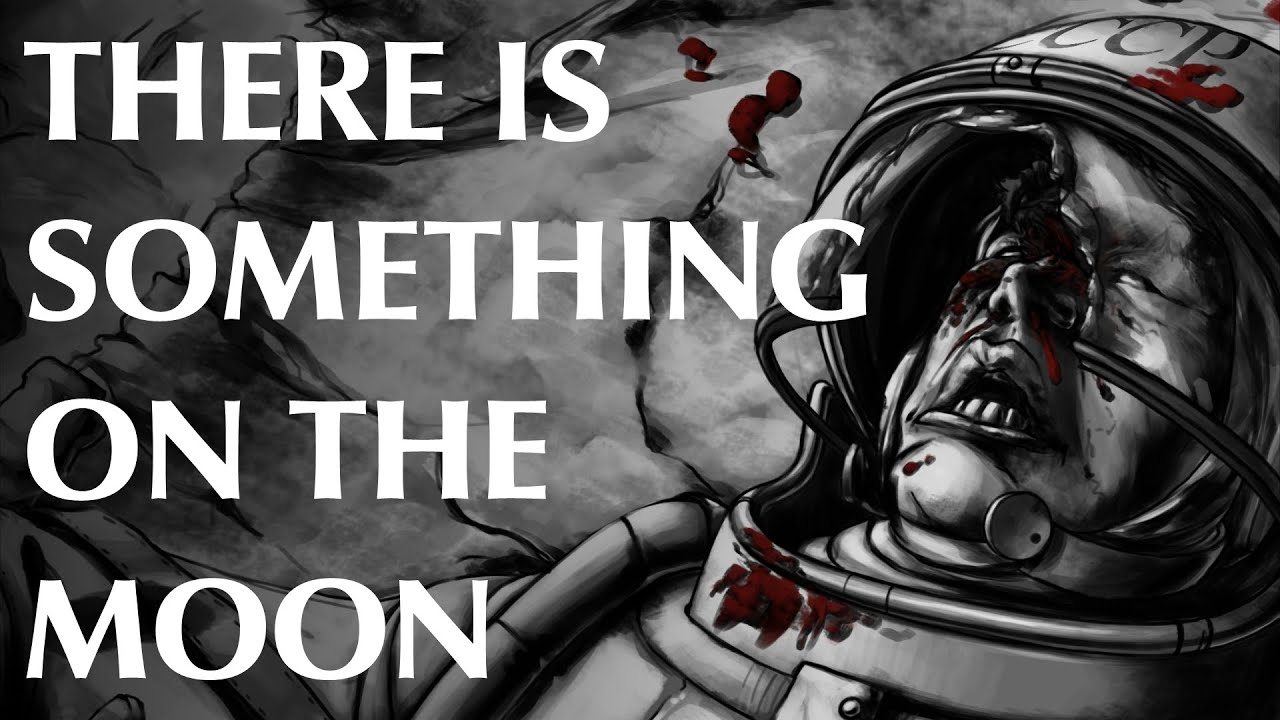 There is Something on the Moon