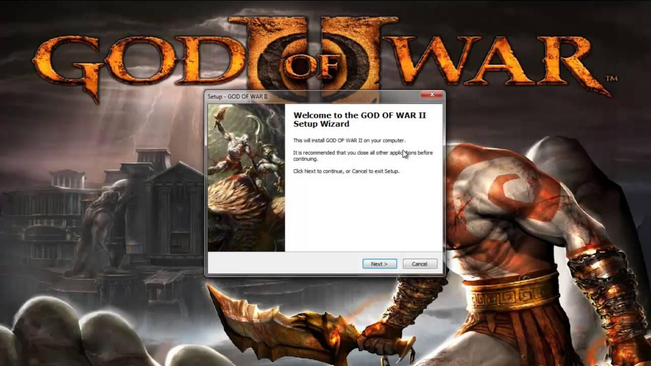 تحميل لعبة god of war 3 ps2 iso