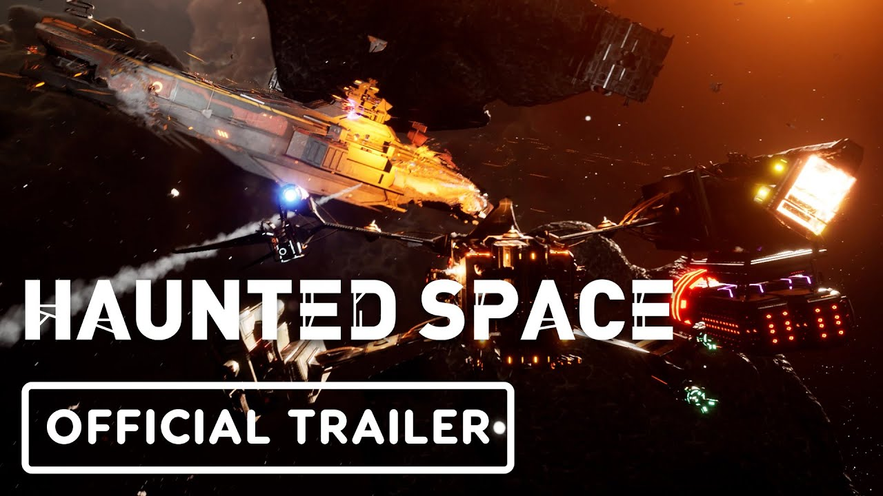 Haunted Space - Official Gameplay Trailer | Summer of Gaming 2021 - IGN