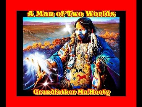 Zuni Elder Grandfather Mahooty - A Man of Two Worlds - Star Nation