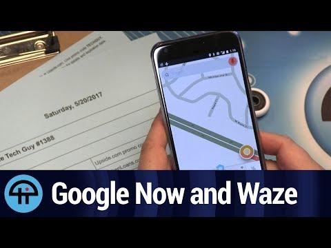 Use Google Now to Start Navigation with Waze