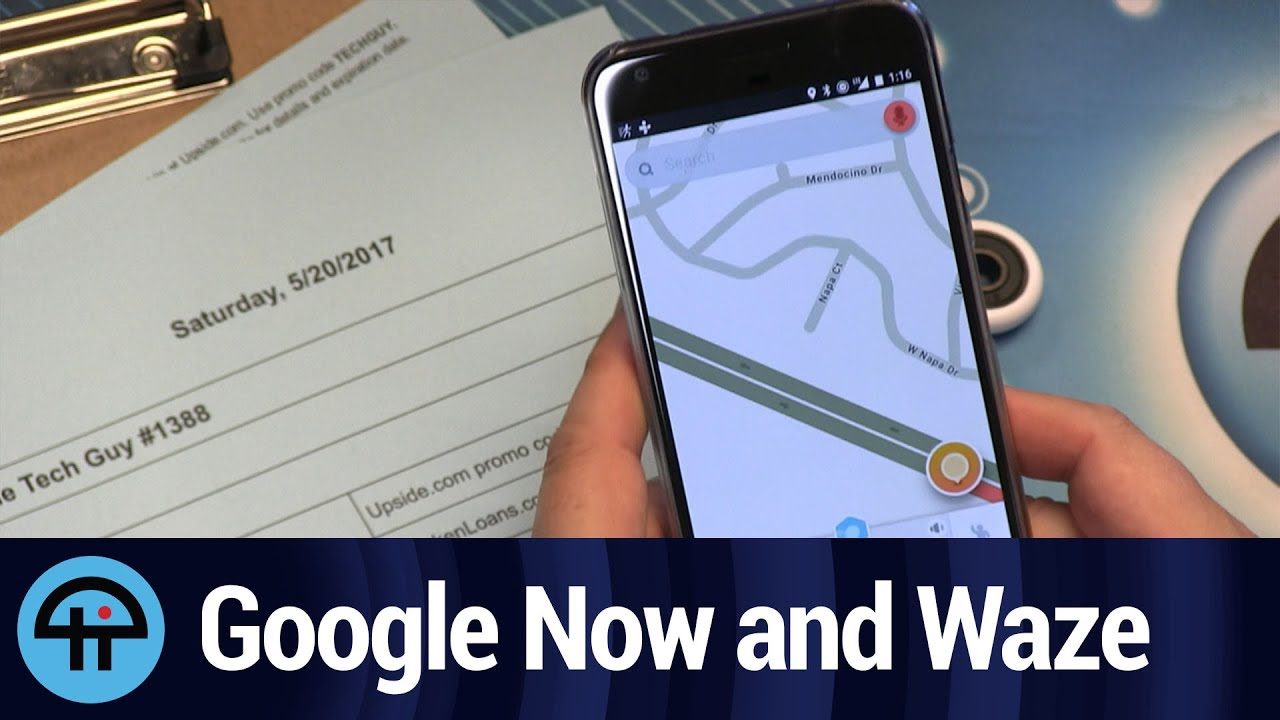 Use Google Now to Start Navigation with Waze