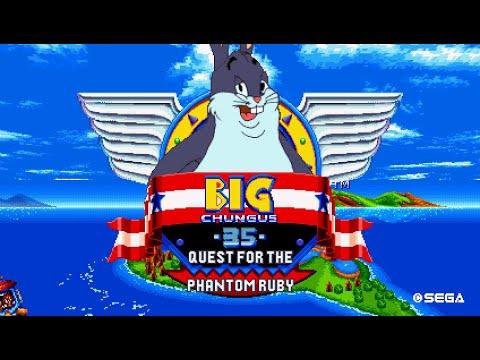 Big Chungus 35 Quest For The Phantom Ruby Youtube