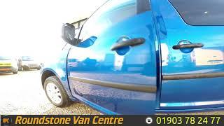 2011 VW Caddy Kombi C20 Maxi Van ZFY