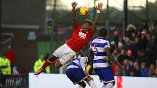 Highlights: Forest 1-1 QPR (05.11.16)