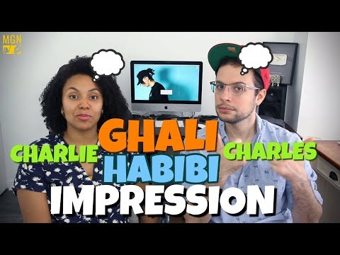 Ghali - Habibi (Prod. Charlie Charles) | IMPRESSION