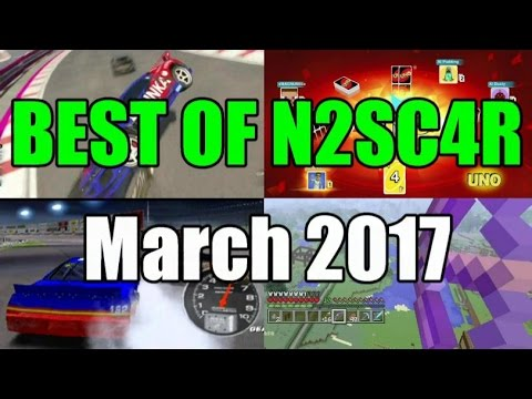 Best Of N2sc4r [march 2017] Youtube