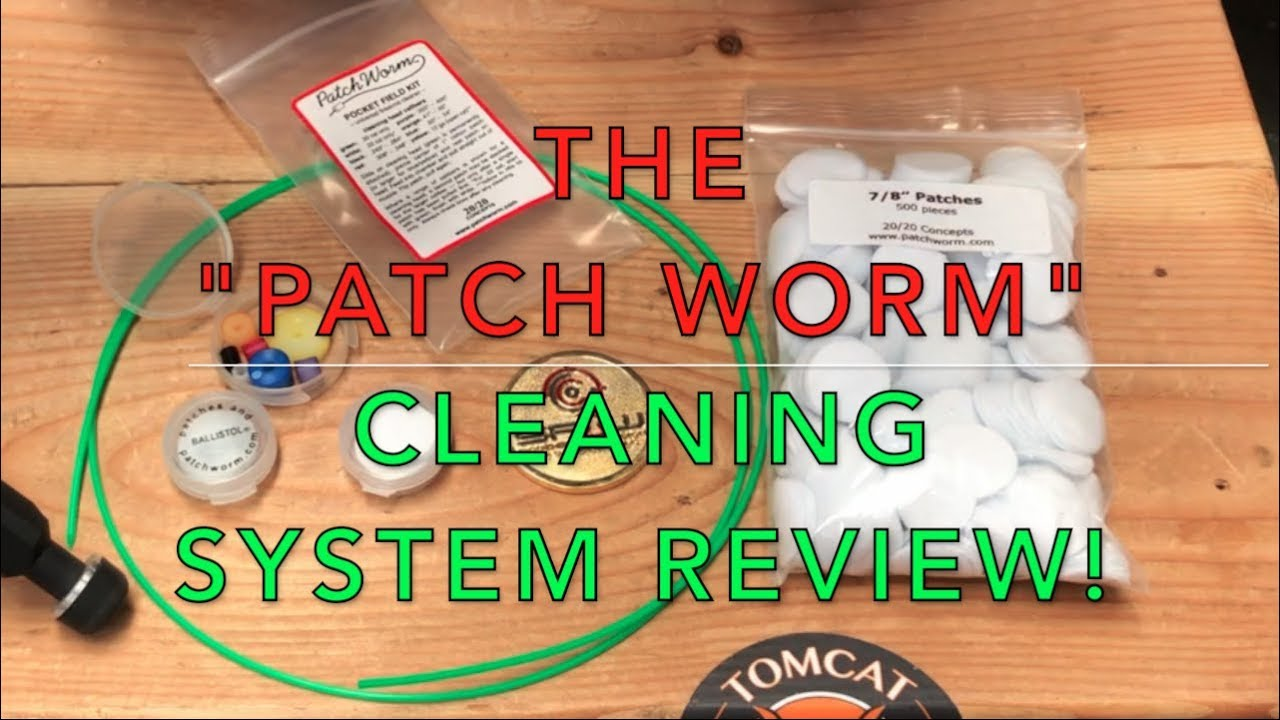 patch worm field kit