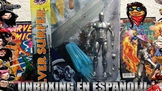 SILVER SURFER -Marvel select- Review(, 2014-02-04T21:51:20.000Z)