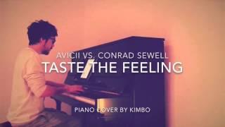 Avicii vs. Conrad Sewell - Taste The Feeling (Coca Cola Anthem) (Piano Cover and Sheets)