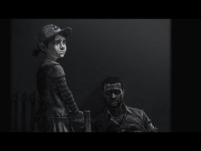 Смотреть прохождение игры The Walking Dead: Episode 5. Серия 22 - Прости меня, Клем. [ФИНАЛ]
