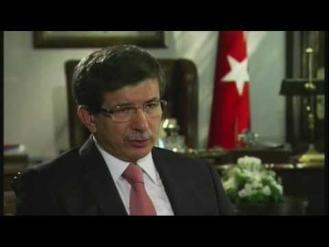 Talk to Jazeera - Ahmet Davutoglu - 26 Oct 09 - Part 1