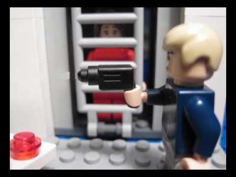 LEGO James Bond Casino Royale Trailer poster