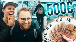 SAMI SAA OSTAA 500€ MITÄ HALUAA