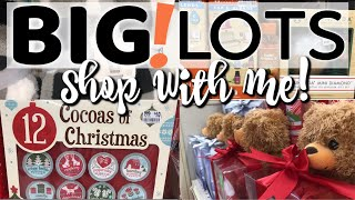 BIG LOTS! | Shop With Me | Christmas Gift Ideas | November 8, 2019 | Country Girl