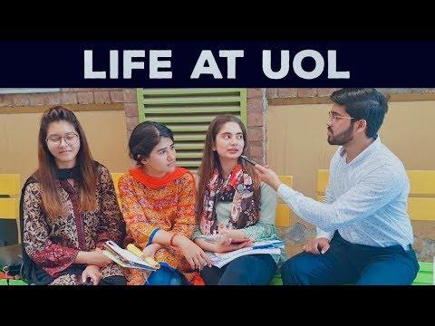 LIFE AT UNIVERSITY OF LAHORE ( UOL ) | MUST VINES | Walkie Talkies