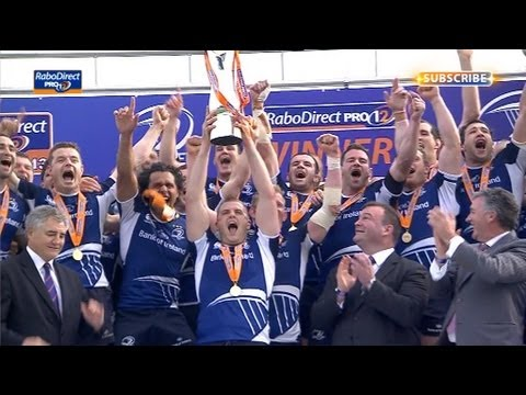 Ulster v Leinster Full Match Report Rabo Direct Pro 12 Final 2013