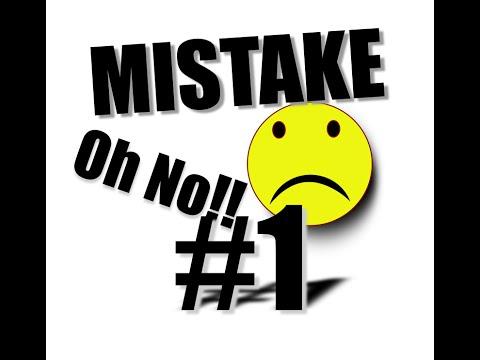 Harmonica repair mistakes!  #1 - We got a man down!