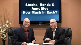 Stocks, Bonds and Annuities - How Much in Each?