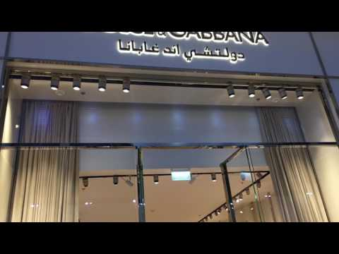 SHOPPING DUBAI MALL FOR MY KIDS EXCLUSIVE BRANDS