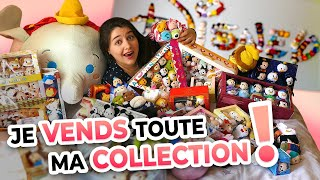 JE REVENDS MA COLLECTION DE TSUM TSUM...