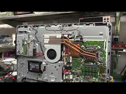 Dumpster Dive - HP Envy Touch PC Repair
