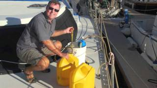 Antares 44 Barefeet: sailing around the world in a catamaran, part 2