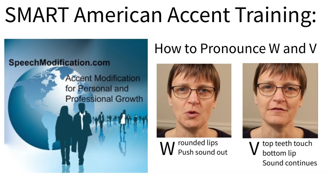 How to Pronounce W and V