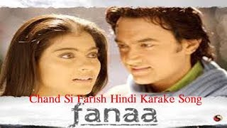 chand-sifarish-hindi-karaoke-song-with-hindi-ii-fanaa