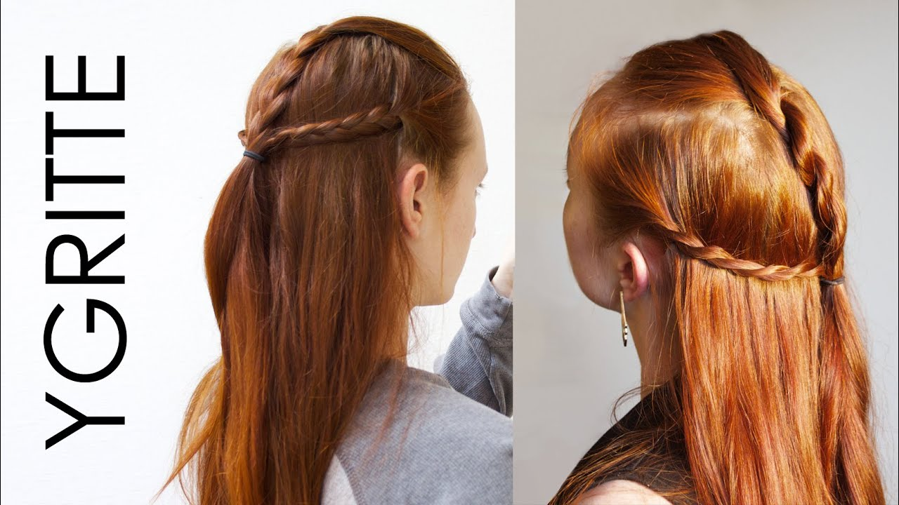 Game Of Thrones Hair Ygritte Youtube