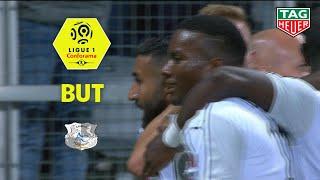 But Saman GHODDOS (58') / Amiens SC - Stade de Reims (4-1)  (ASC-REIMS)/ 2018-19