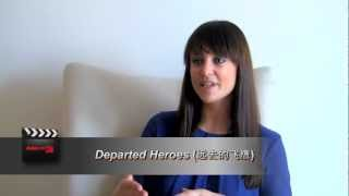 Ina-Alice Kopp Interview: Departed Heroes & The Learning Curve