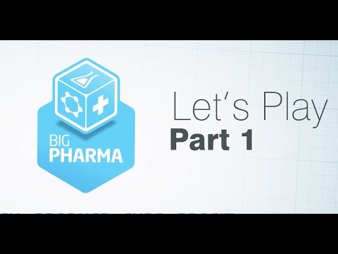 Let's Try  Big Pharma - Part 1 (Tutorials)