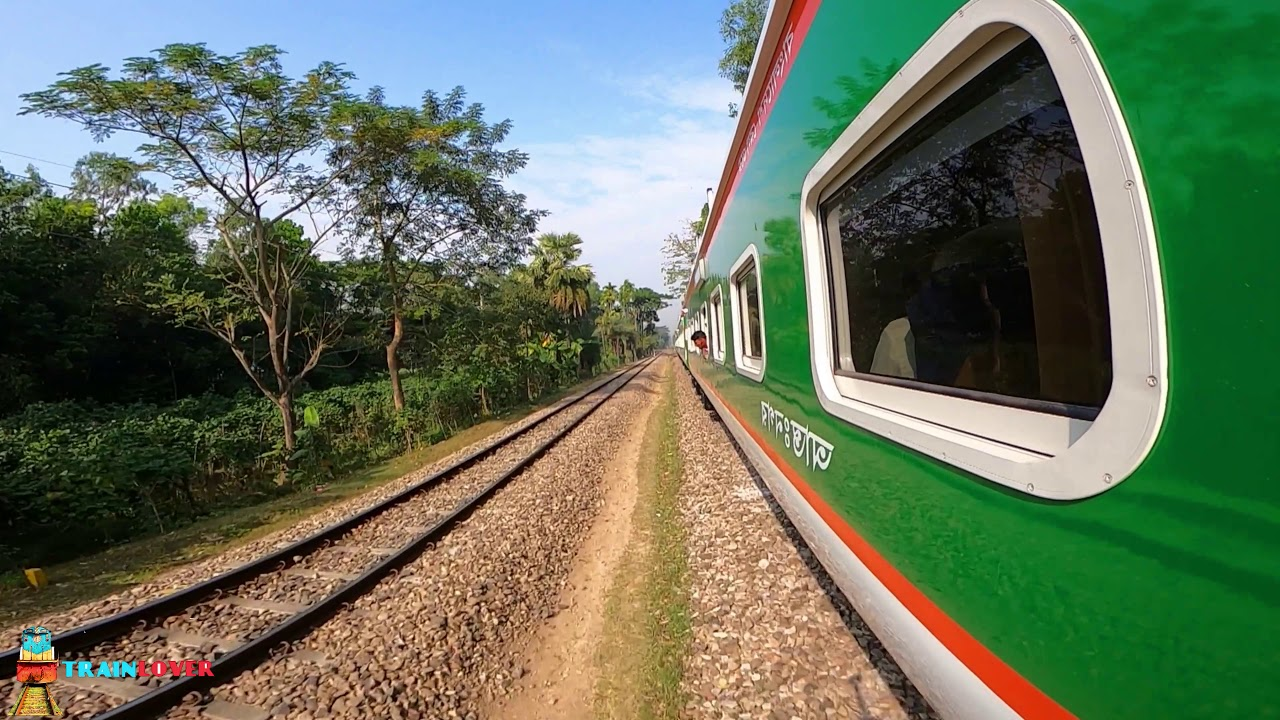 High Speed PAHARIKA EXPRESS || Go pro 4k Test Video