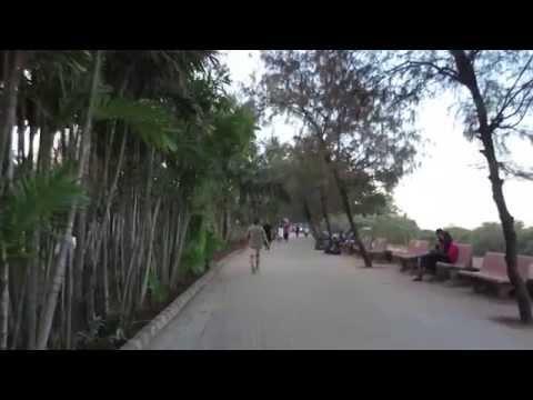 Morning walking - Bombay, India
