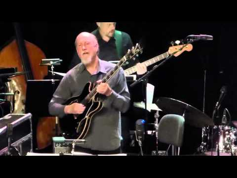 John scofield the danish radio big band