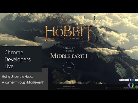 Going Under the Hood: A Journey Through Middle-earth