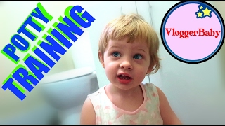 TODDLER FIRST: POTTY TRAINING!