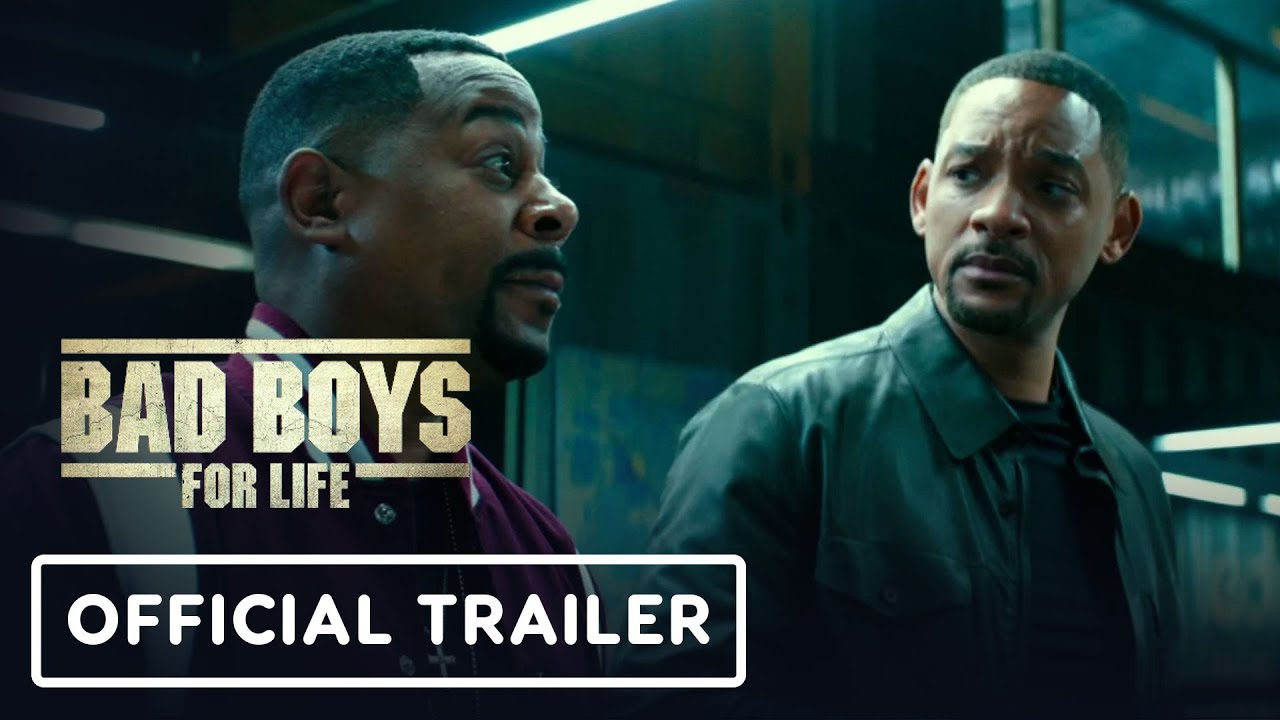 Bad Boys For Life Official Trailer 1 (2019) Will Smith, Martin Lawrence