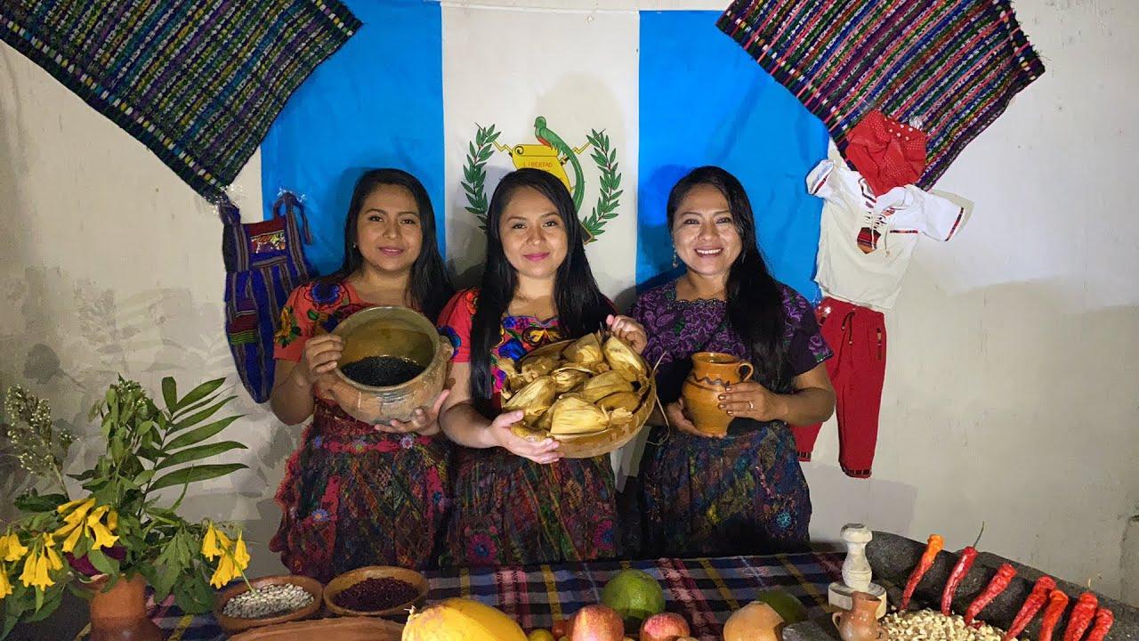 Un año más de independencia/Las Sajvin felices por el doble festejo 🇬🇹😀😃😃