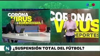 Telefe Noticias EDICIÓN ESPECIAL CORONAVIRUS