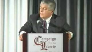 Judge Andrew Napolitano on healthcare
