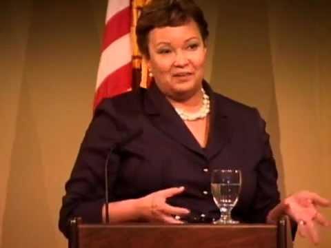 EPA Administrator Lisa P. Jackson Lecture at UW-Madison
