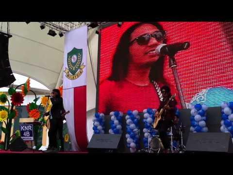 Medley - I Love You Baby, Menghapus Jejakmu & Viva La Vida @ Hari Belia 4B, Shah Alam