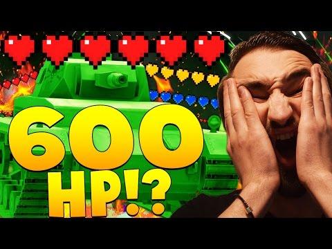 600 HP EXTRA HEALTH - SHELLSHOCK LIVE SHOWDOWN