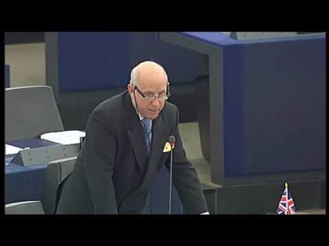 European Investment Bank is EU's Mickey Mouse bank - Godfrey Bloom MEP